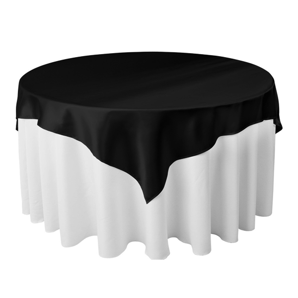 Gentil Round Table Overlay Hire